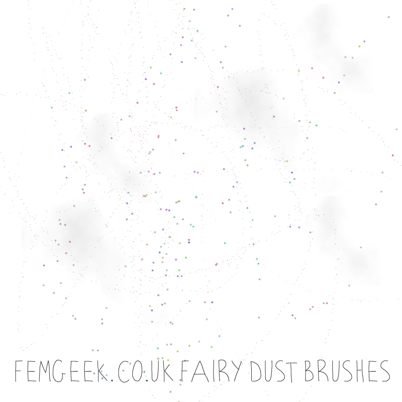 Femgeek Fairy Dust Brushes
