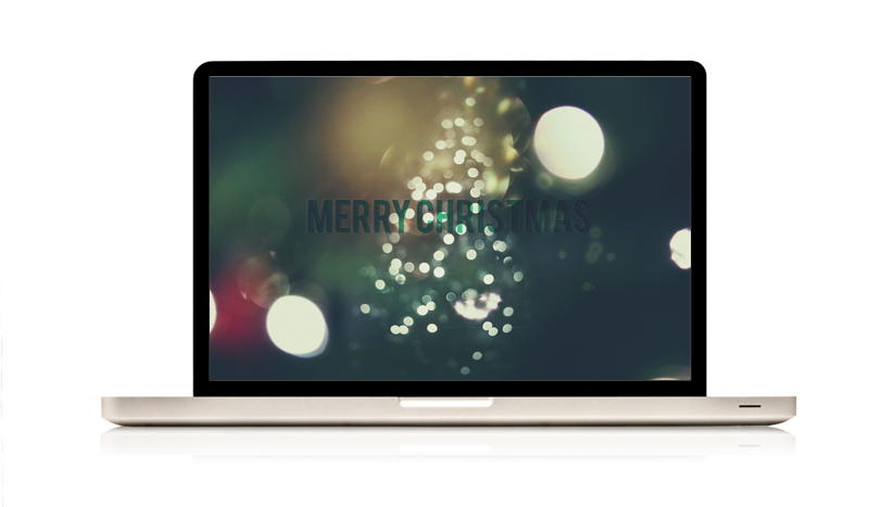 Femgeek Christmas Wallpapers