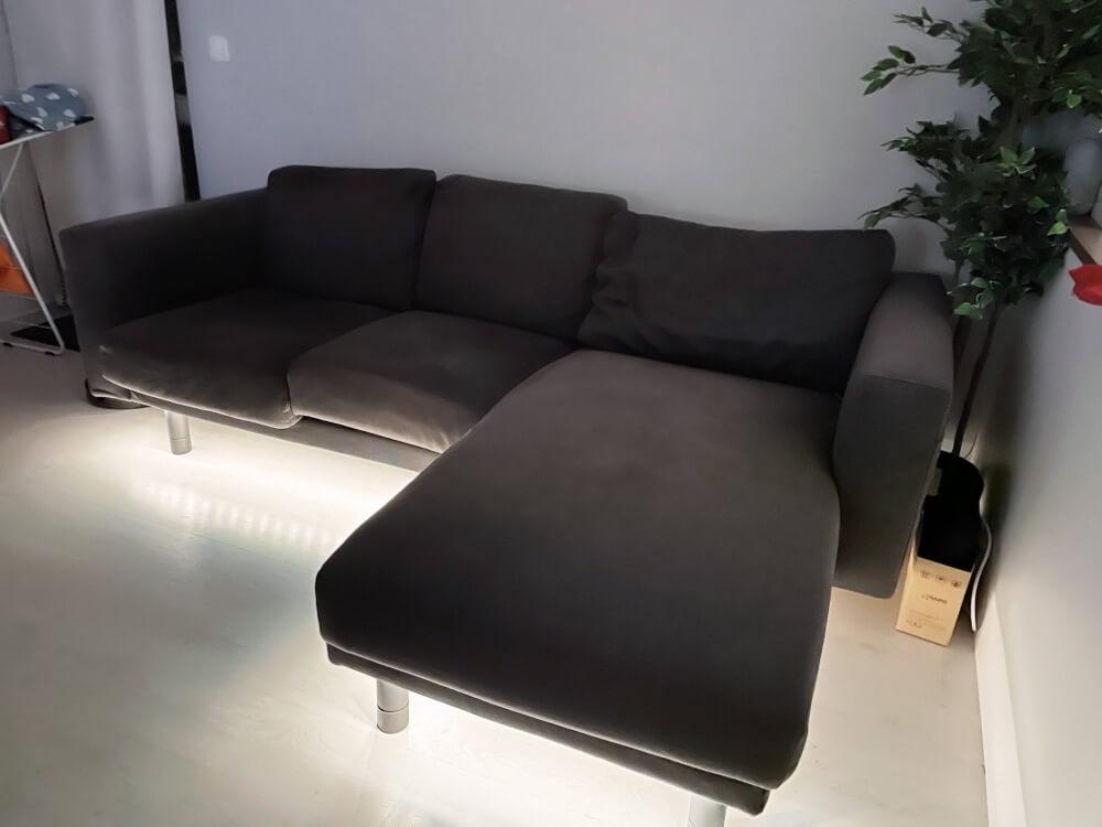 sofa leds
